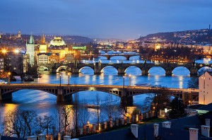 Чехия, Прага по низкой цене!