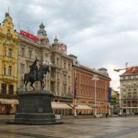Киев — Загреб