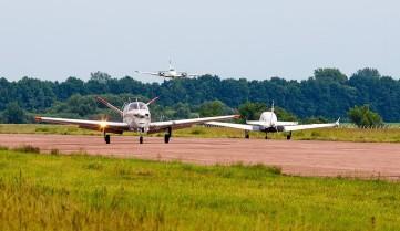 Аэродром Житомир – Смоковка примет первый самолет