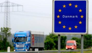 Межа між Данією та Німеччиною буде контролюватися