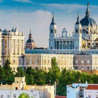 Киев — Мадрид