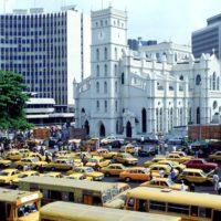 Киев — Лагос