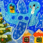 Новогодние новинки Одесского аэропорта