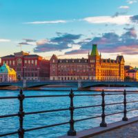 Киев — Стокгольм