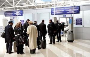 митний огляд в аеропорту