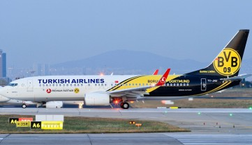 Рейси у напрямку Стамбул-Абуджа-Стамбул