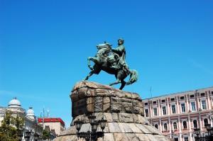 Пам'ятник Богдану Хмельницькому, Київ