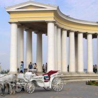 Ивано-Франковск — Одесса