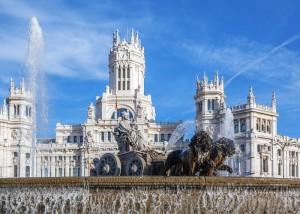 авіаквитки в Мадрид за промо-ціною