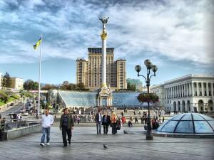 монумент Незалежності у Києві