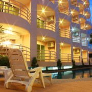 Гарячий тур в готель Phu View Talay Resort 3*, Паттайя, Таїланд
