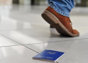 втрата документів за кордоном