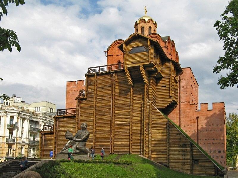 Золоті Ворота, Київ