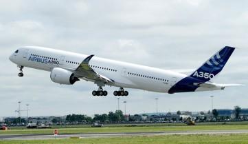 Новий інтер'єр Airbus