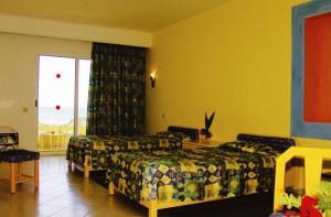 номер в отеле Carribbean World Mahdia, Тунис