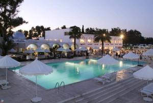бассейн с детской зоной, Тунис