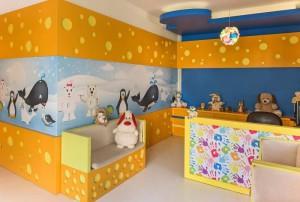 детский клуб в отеле