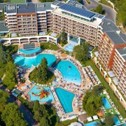 Горящий тур в отель Фламинго 4*, Албена, Болгария