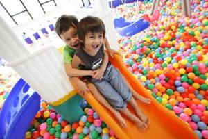 развлечения для детей в отеле