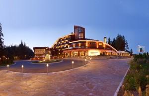 отдых в отеле Yastrebets