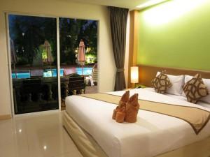 номер в готелі Windmill Resort Hotel-Паттайя