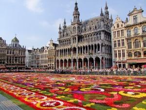 Гранд-Плас в Брюсселі