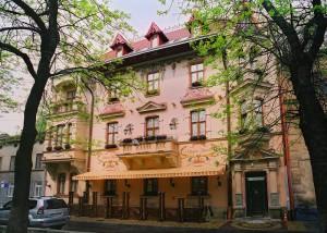 Chopin Hotel, Львів