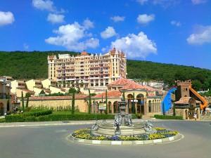 курорт Елените, Болгария