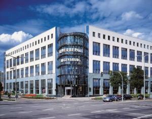 деловые районы Германии