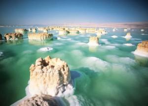 горячие источники в Мертвом море