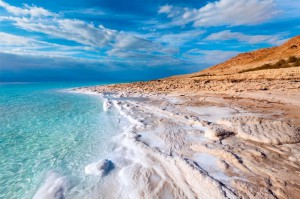 Мёртвое море, Израиль