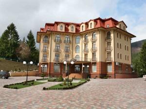 готель Пилипець, Західна Україна