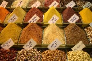 специи и пряности, Турция