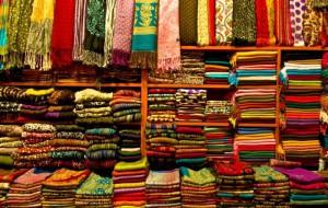 большой базар в Стамбуле, Турция