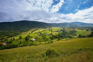 пейзажи Украины