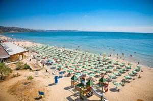 пляжи на Золотых Песках