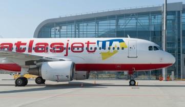 Atlasjet Ukraine: весенняя распродажа авиабилетов