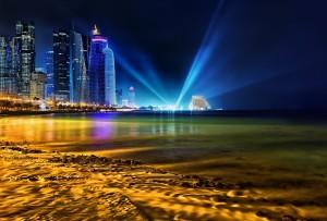 Столица Катара - Доха
