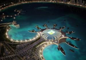 Стадион в Дохе