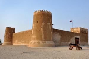 Форт в Катаре