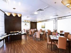 ресторан отеля Kingsgate Hotel, Доха, Катар