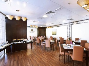 ресторан готелю Kingsgate Hotel, Доха, Катар