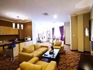 номер готелю Kingsgate Hotel, Доха