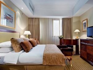 номер у готелі Millennium Hotel Doha