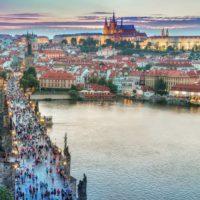 Одесса — Прага