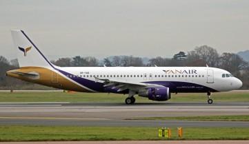 Yanair пока не летает в Батуми, но скоро полетит в Ригу