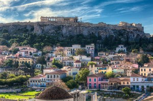 рейси в Афіни