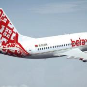 «Белавиа» наращивает частоту полётов в Украину
