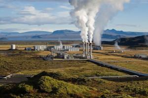 промышленность в Исландии