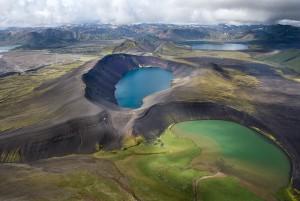 ландшафты Исландии